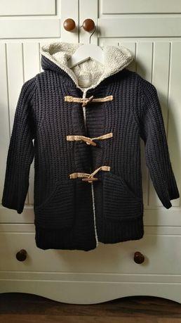 Sweter ocieplany ZARA 7-8 lat
