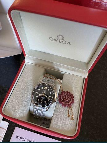 Relógio Automático Omega Seamaster 007