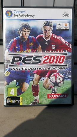 Jogo PC PES 2010