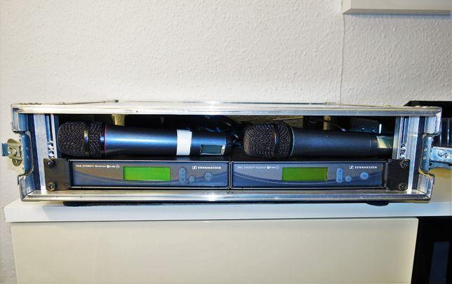 Sennheiser EW300G2 - 865 + 835 + coffer Thon + ВЧ сплитер