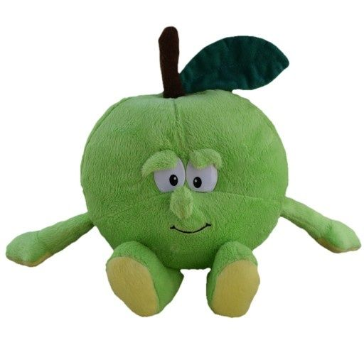 Świeżak jabłko maskotka Białogard - image 1