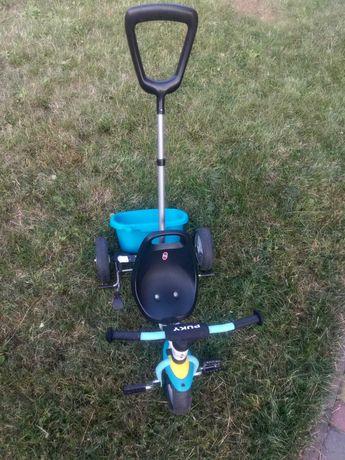 Дитячий триколісний велосипед Puky CEETY