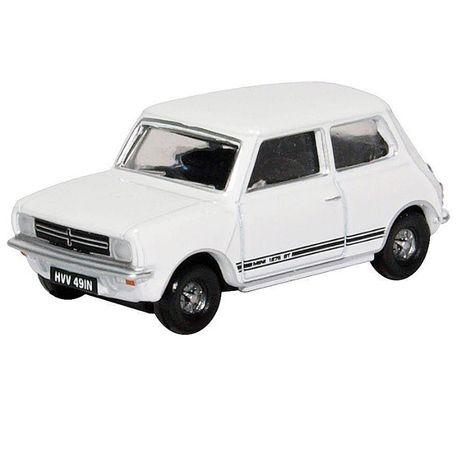 Austin / Morris Mini 1275 GT escala 1/76 NOVO (branco)