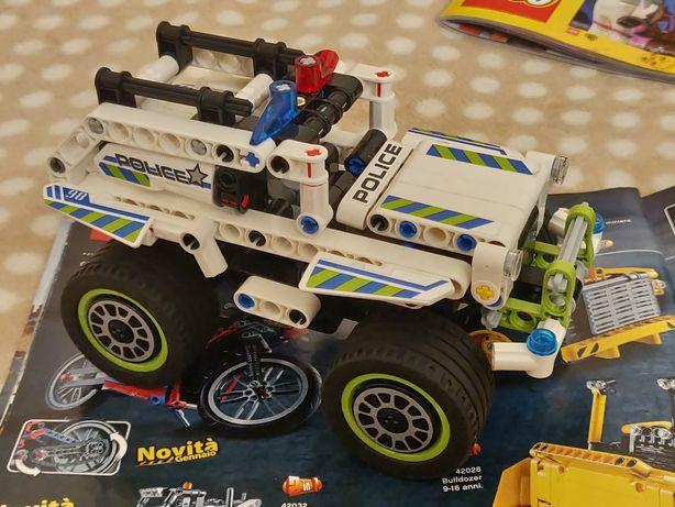 Обменяю Lego Technic