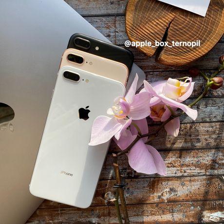 IPhone 8 Plus 64gb 256Gb Neverlock! Стан 10/10! Гарантія! зі США!