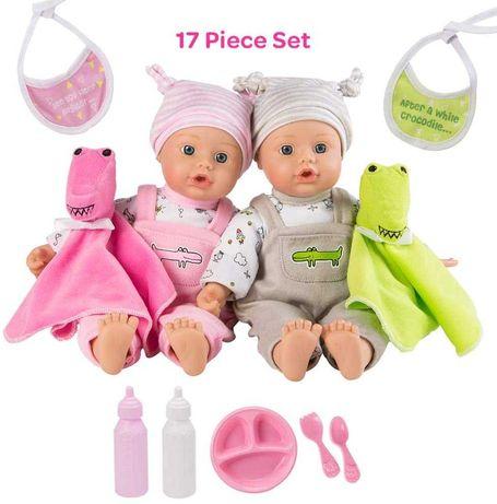 Ляльки - близнючки Adora