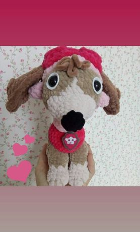 Плюшева іграшка Скай игрушка собака Щенячий патруль