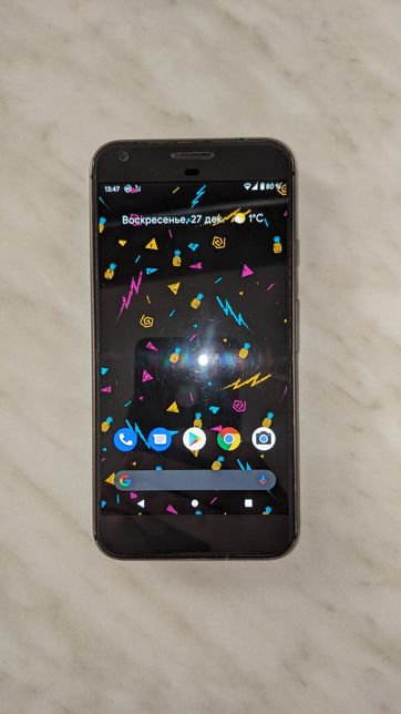 Google Pixel XL 4/128 GB Black. Продажа/Обмен