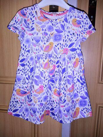 Przepiękna sukienka BlueZoo rozmiar 86 cm