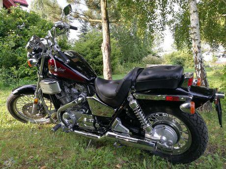Honda Vt 800 Shadow