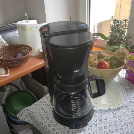 Ekspres do kawy Braun