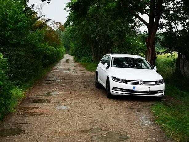 VW Passat B8 cesja leasingu