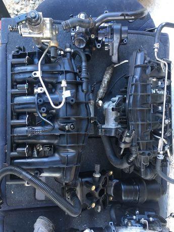 Продам коллектор впускной audi a4 b8 2.0 tfsi, vw tiguan 2.0 tsi