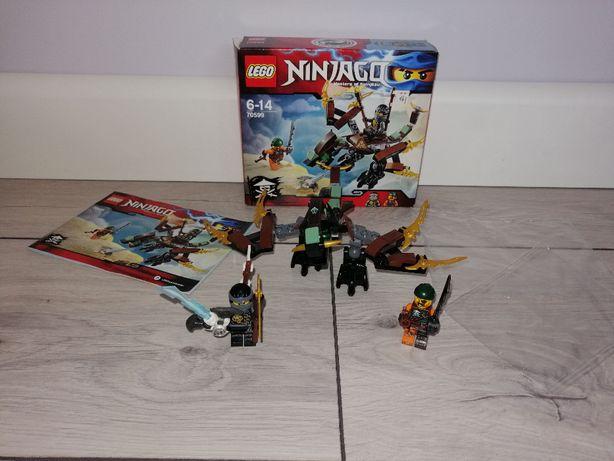 Lego Ninjago 70599 Smok Cole'a. OPIS.