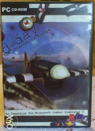 d-day 1944 - dodatek do Microsoft Combat Simulator III - JEDYNY TAKI!