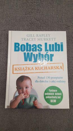 Bobaslubi wybór książka kucharska