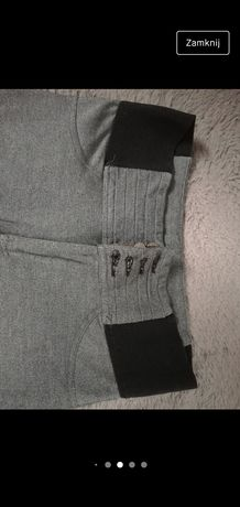 Spodnie z guzikami