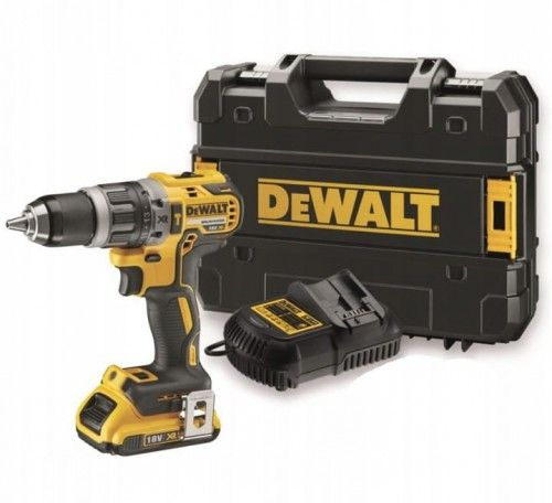 DEWALT WKRĘTARKA DCD796D1 18V 1x2,0Ah walizka udar
