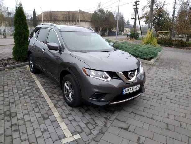 Nissan Rogue (X-trail) 4x4