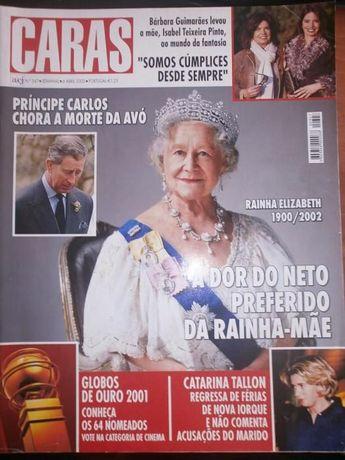 7 Revistas Históricas CARAS - 1996/2002