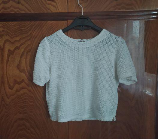 Biały sweterek New Look