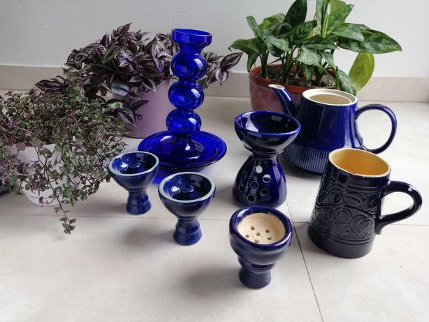 Niebieska ceramika