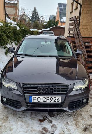 Audi A4 b8 2009r