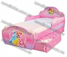 Безкоштовна доставка Ліжко для принцеси / Кровать для принцессы