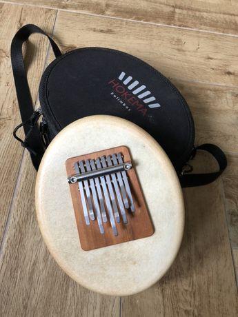Kalimba sansula pianino instrument klasyk