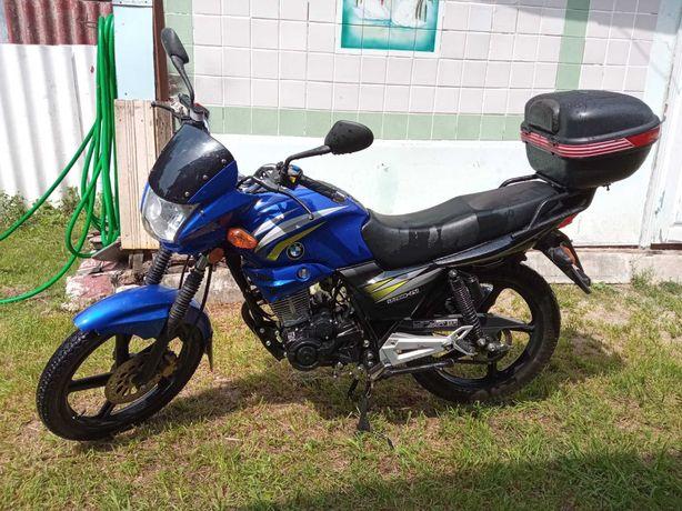 Мотоцикл Spark 200