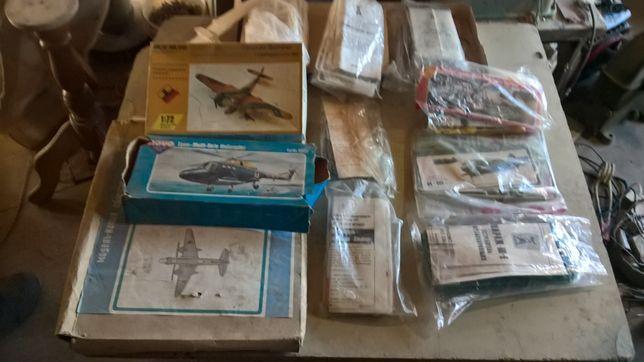 Продам сборные авио модели