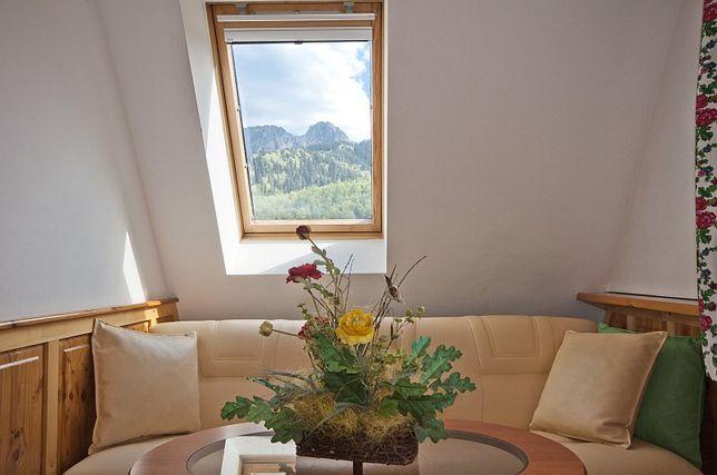 Apartamenty i pokoje w pobliżu tatrzańskich szlaków turystycznych
