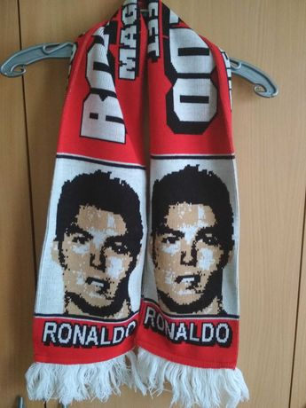 Szalik dla fanów Ronaldo