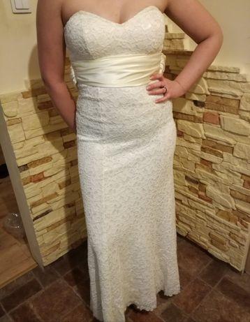 Sukienka, suknia ślubna, na poprawiny lub inna uroczystość