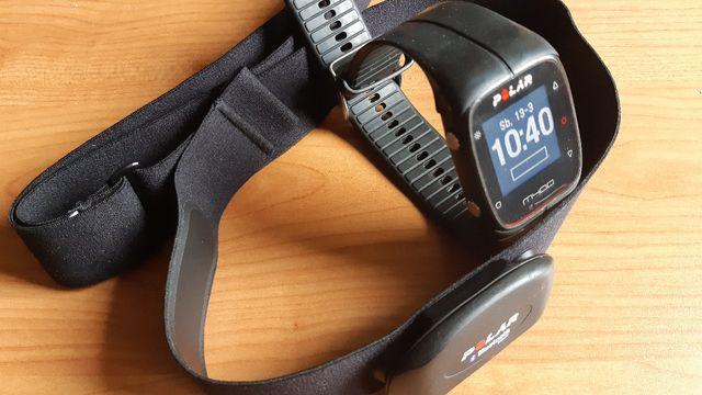 Polar M400 z Pulsometrem H7 - zegarek dla aktywnych TANIO !!!