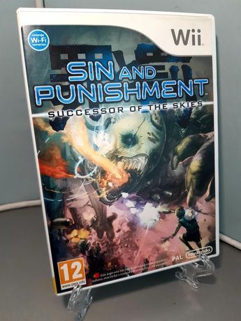 Jogo Sin and Punishment: Successor of the Skies para a Nintendo Wii