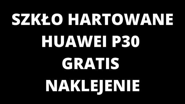 Szkło Hartowane Huawei P30 Gratis naklejenie