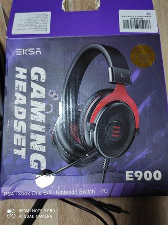 Игровая гарнитура/наушники EKSA E900