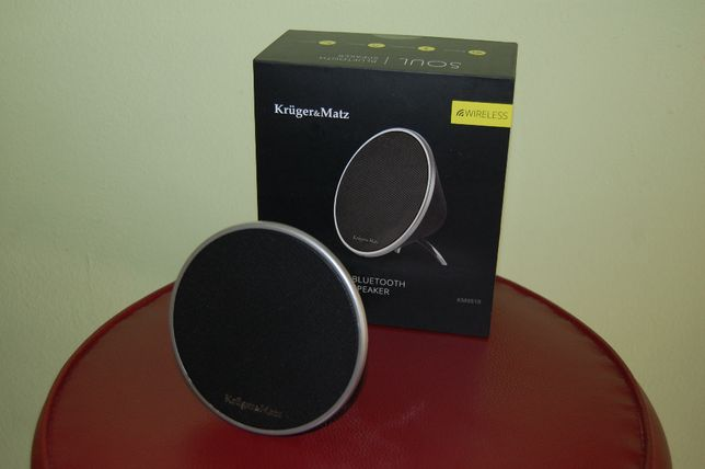 Głośnik bluetooth Kruger&Matz Soul KM0518