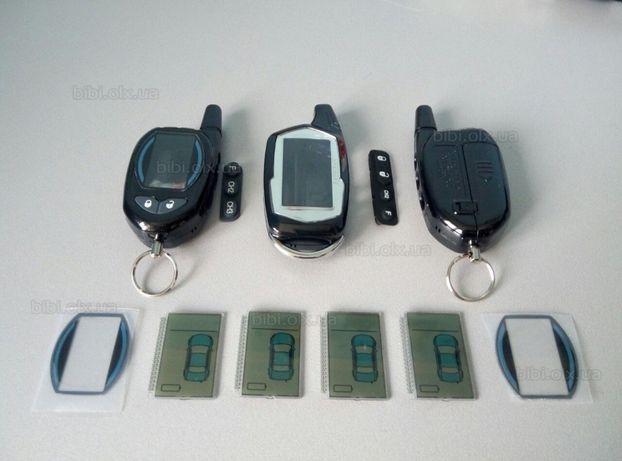 Корпус дисплей стекло для Sheriff 925/1055/940/950/1060/1090 ZX Шериф