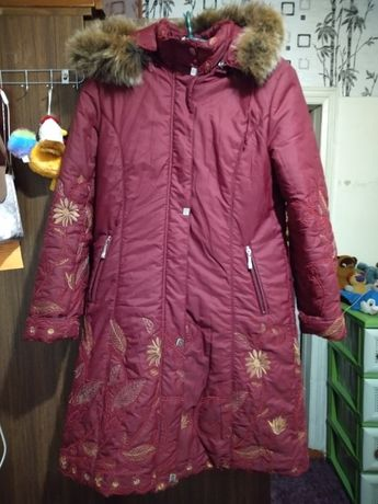Куртка-пальто 44-46р.