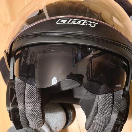 Kask motocykl amx
