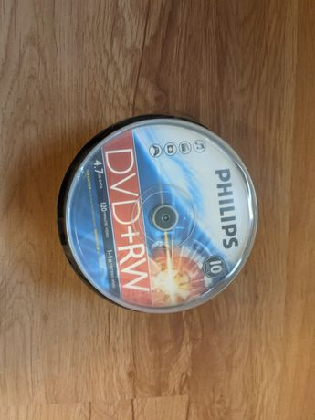 Płyty Philips DVD+RW