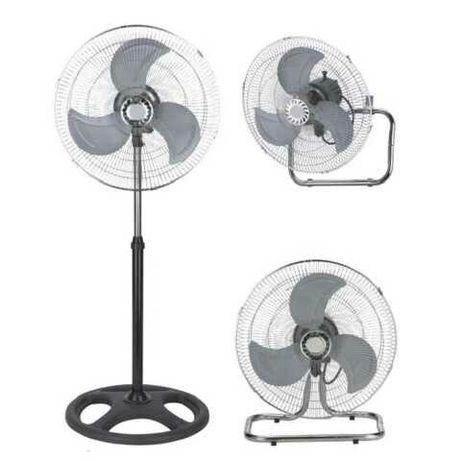Напольные металлические вентилятор три в одном