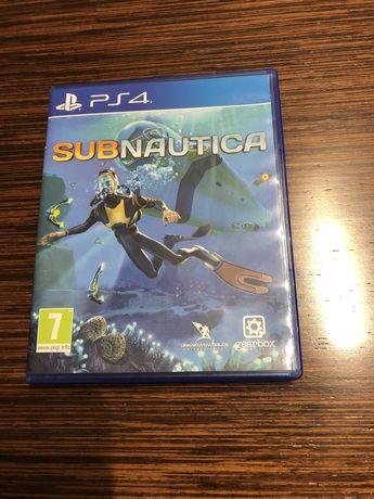 Subnautica para PS4