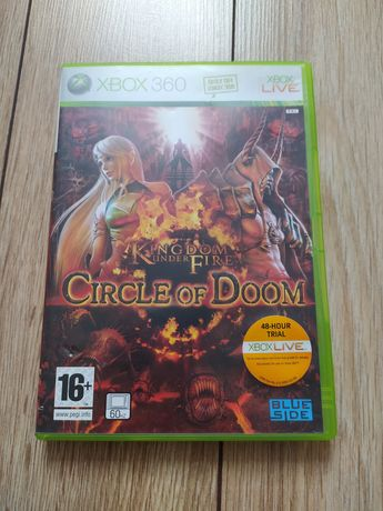 Xbox 360 gra Kingdom under Fire