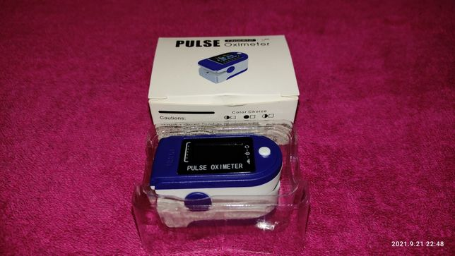 Пульсометр медицинский