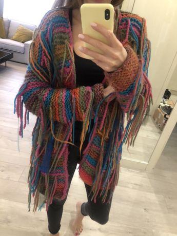 CHAOS Marta Boliglova sweter welniany