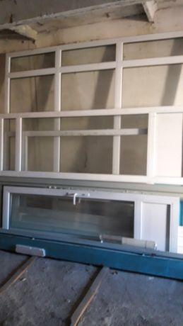 Меаллопластиковые окна и двери (однокамерные)