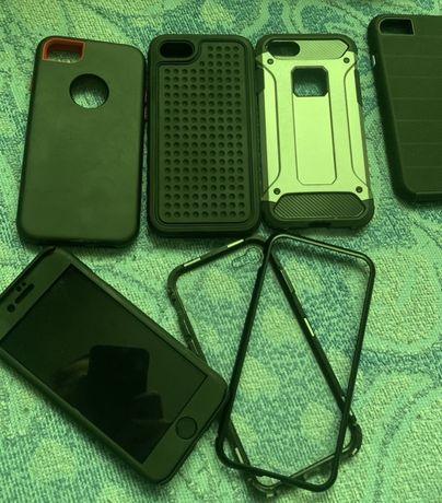 Etui do iPhonów X,7,6